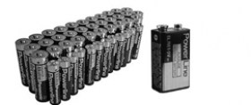 Audio Batteries